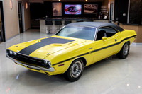 *1970 Challenger, Yellow 7306 RS-4
