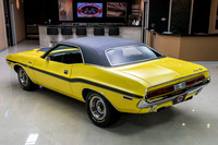 *1970 Challenger, Yellow 7306 RS-11
