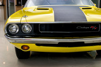 *1970 Challenger, Yellow 7306 RS-12