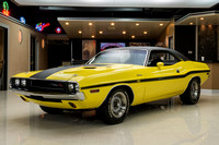 *1970 Challenger, Yellow 7306 RS-1