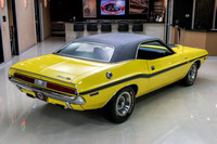 *1970 Challenger, Yellow 7306 RS-9