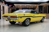 *1970 Challenger, Yellow 7306 RS-8