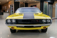 *1970 Challenger, Yellow 7306 RS-5